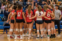 Gallery: Volleyball Kennedy Catholic @ Olympia